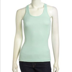VINCE Long Knit Tank, Small